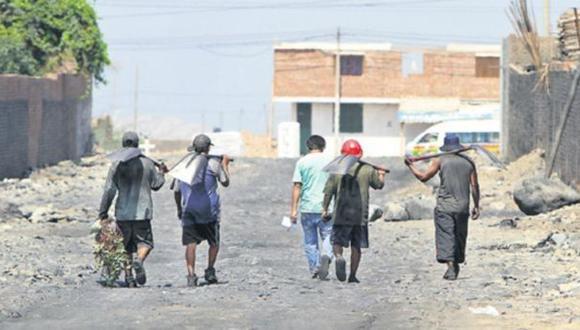 Piura: realizarán operativos para evitar la explotación infantil en las calles de la ciudad (Foto referencial: GEC)