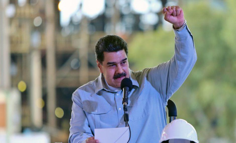 El sábado 27 de abril Venezuela saldrá formalmente de la OEA, dos años después de que Maduro iniciara las gestiones para retirarse del bloque. (Foto: AFP)