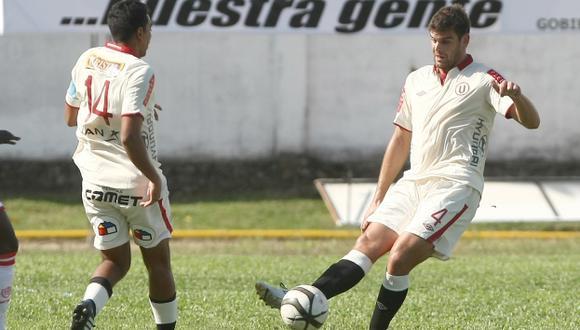 Fernando Alloco jugaría en Cusco. (USI)