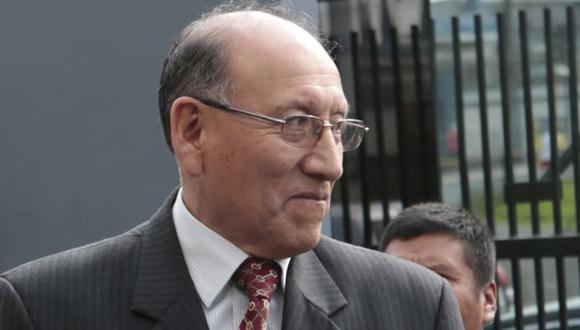 Jefe de la ONPE pide reformas. (César Fajardo)