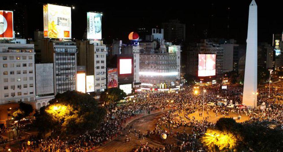 Argentina crecerá a un estimado de 3.1%. (EFE)