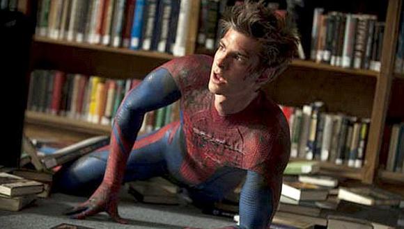 No teme buscarle nuevos ángulos al 'hombre araña'. (Internet)