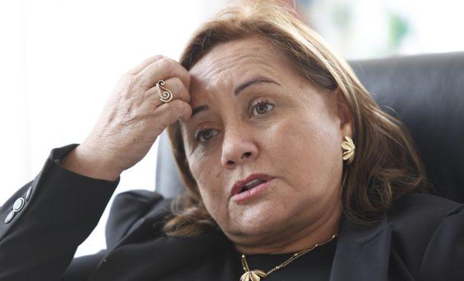 Ex esposa de César Acuña es acusada de desalojar arbitrariamente a una inquilina de la Universidad Particular Señor de Sipán de Chiclayo.