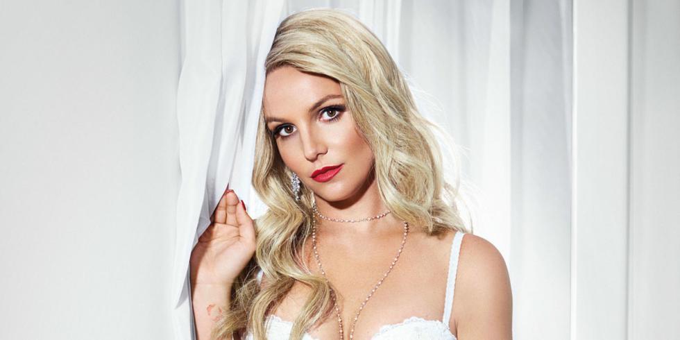Britney Spears posa en la intimidad de su hogar y al lado de sus hijos.