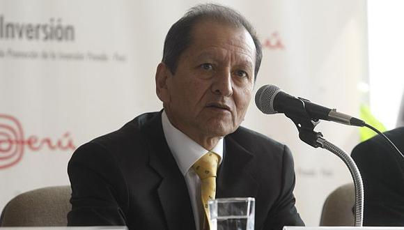 Ministro indicó que viabilidad de Conga dependerá de relaciones entre la empresa y la comunidad. (Mario Zapata)