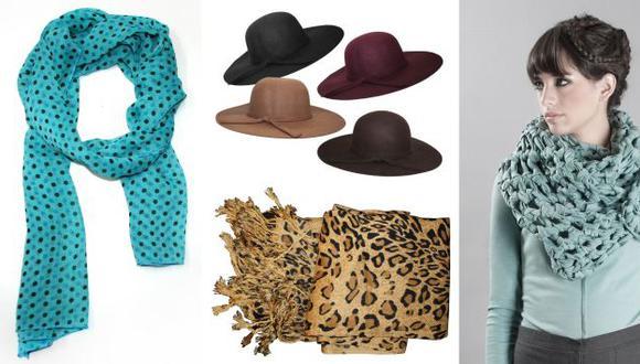 Dale un toque fashion a tu estilo con estos accesorios. (USI)