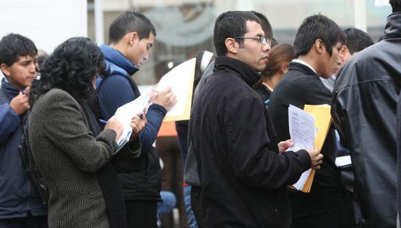OIT: Tasa de desempleo juvenil es de 13%. (Gestión)
