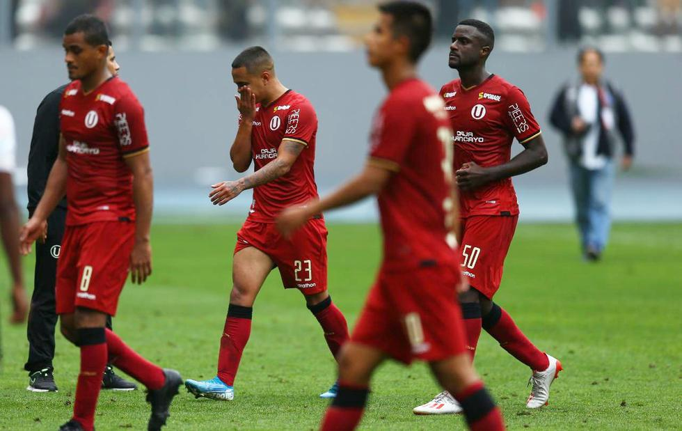 Deportivo Municipal derrotó a Universitario de Deportes en el Nacional. (Fernando Sangama/ GEC)