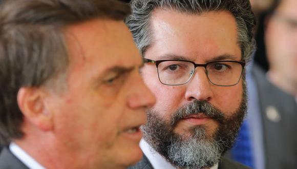 """El futuro jefe de la cartera diplomática de Brasil también aseguró que su país continuará acogiendo a los venezolanos que """"huyen del régimen Maduro"""". (Foto: AFP)."""