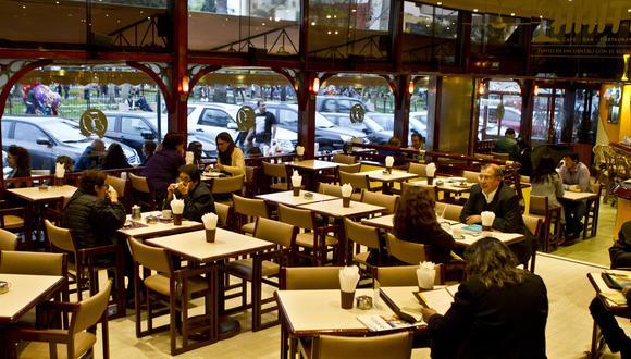 Protocolo sanitario y fecha de inicio para reapertura de restaurantes se conocerá en los próximos días (Foto: GEC)