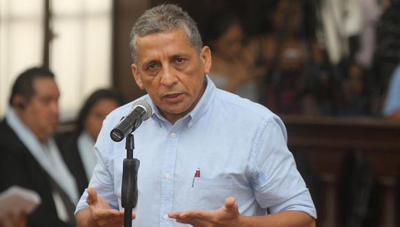 Antauro Humala no podrá postular al Congreso en las Elecciones 2020. (Foto: GEC)