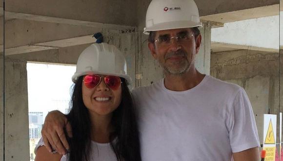 Tula Rodríguez y su esposo Javier Carmona estuvieron juntos por 13 años (Foto: Instagram/ Tula Rodríguez)