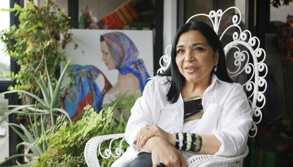 Meche Correa, la diseñadora de moda que apostó por el Perú hace más de 25 años.