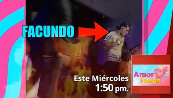 Facundo González negó haber participado de la fiesta Covid y dijo que estuvo de viaje, luego de ver las imágenes tuvo que admitir su asistencia.