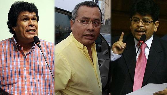 Benítez y Gamarra opinaron sobre orden de detención contra Orellana. (USI)