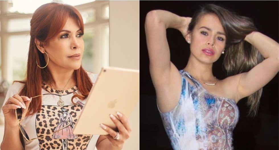 """Magaly Medina ante posible demanda de Jossmery Toledo: """"No soy culpable de la reacción de la gente"""". (Foto: Instagram)"""