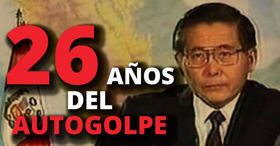 5 de abril de 1992: ¿Qué pasó el día del autogolpe de Alberto Fujimori hace 26 años?