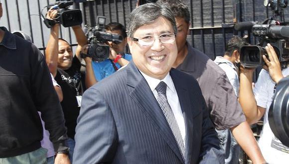 Guillermo Alarcón fue detenido en Tumbes. (USI)