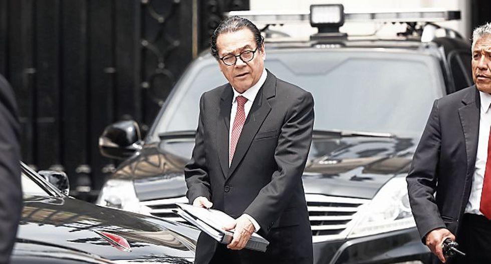 Enrique Mendoza justificó beneficio. (USI)
