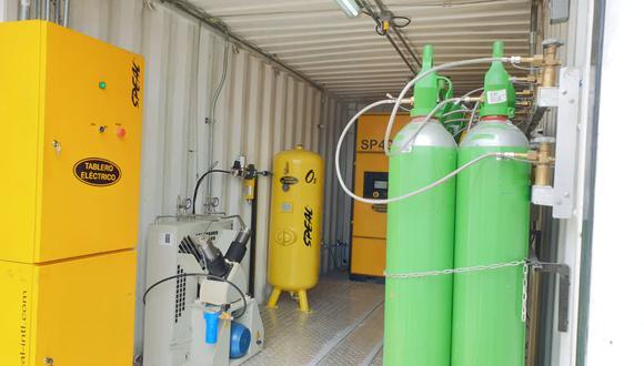 Huancavelica: Contraloría solicita poner en funcionamiento planta de oxígeno medicinal (Foto referencial).