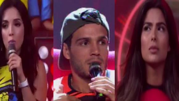 Mario Irivarren no se quedó callado y le respondió a Rosángela Espinoza. (Foto: Captura de pantalla)