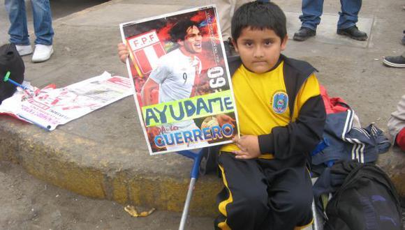 El menor llegó hasta la Videna para pedir ayuda. (Carlos Lara Porras)