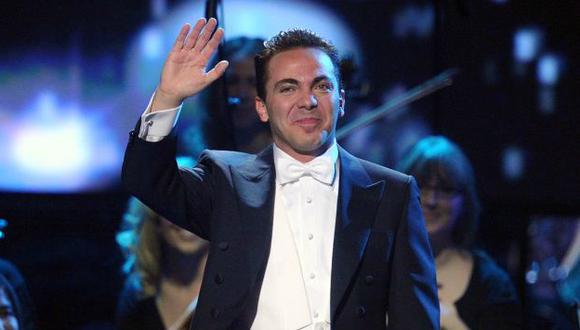 El espectáculo virtual de Cristian Castro será el 26 de diciembre vía streaming. (Foto: AFP)