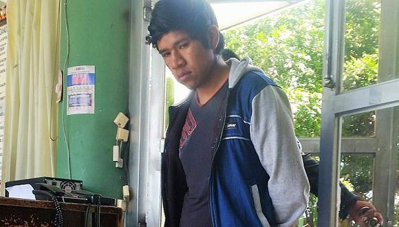 Juez liberó a sujeto que golpeó a su ex pareja embarazada en Arequipa. (Miguel Idme)