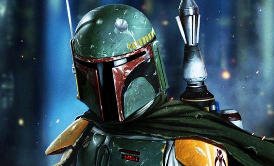 """Disney ya no realizará película sobre 'Boba Fett', el popular cazarrecompensas de """"Star Wars"""" .(Foto: Lucas Film/Disney)"""