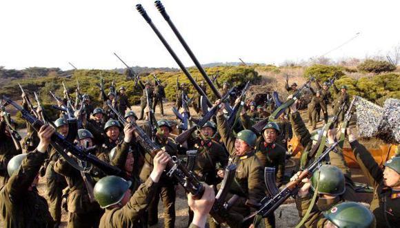 ¿OTRA GUERRA? Corea del Norte se opone a los ensayos militares de Estados Unidos y Corea del Sur. (Reuters)