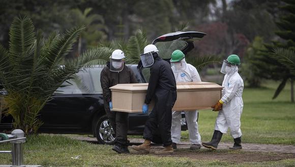La cantidad de fallecidos aumentó este martes. (Foto: César Campos/GEC)