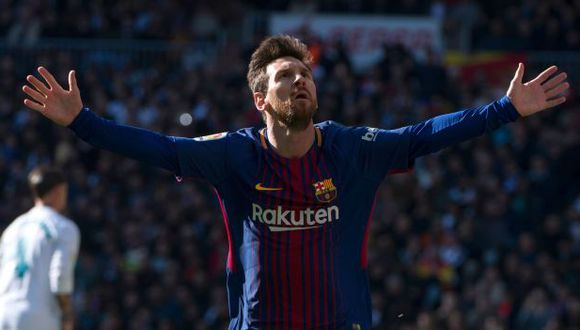 Lionel Messi es duda para el clásico Barcelona vs. Real Madrid por Copa del Rey. (Foto: AFP)