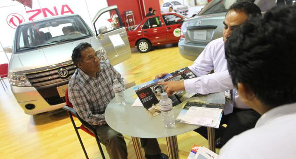 Promedio. La mayoría de clientes buscan vehículos con precios promedio de US$14,200. (USI)
