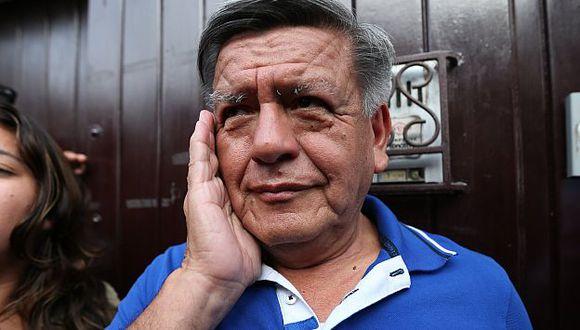 César Acuña regaló dinero para obras en plena campaña electoral. (USI)