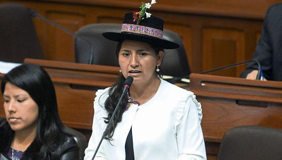 CON CUIDADO. Legisladora pide que no se politice el tema. (EDUARDO CAVERO)