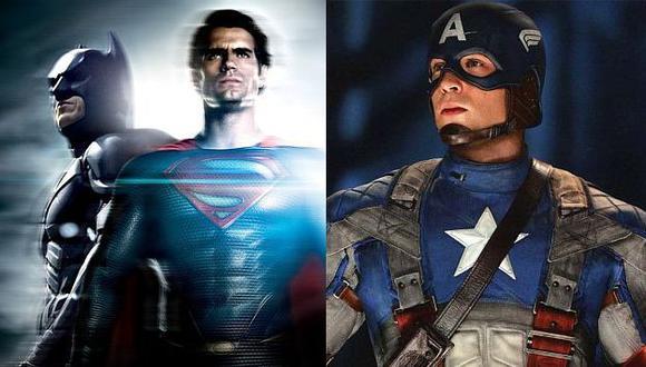 'Capitán América 3' y 'Superman' se estrenarán el mismo día. (Internet)