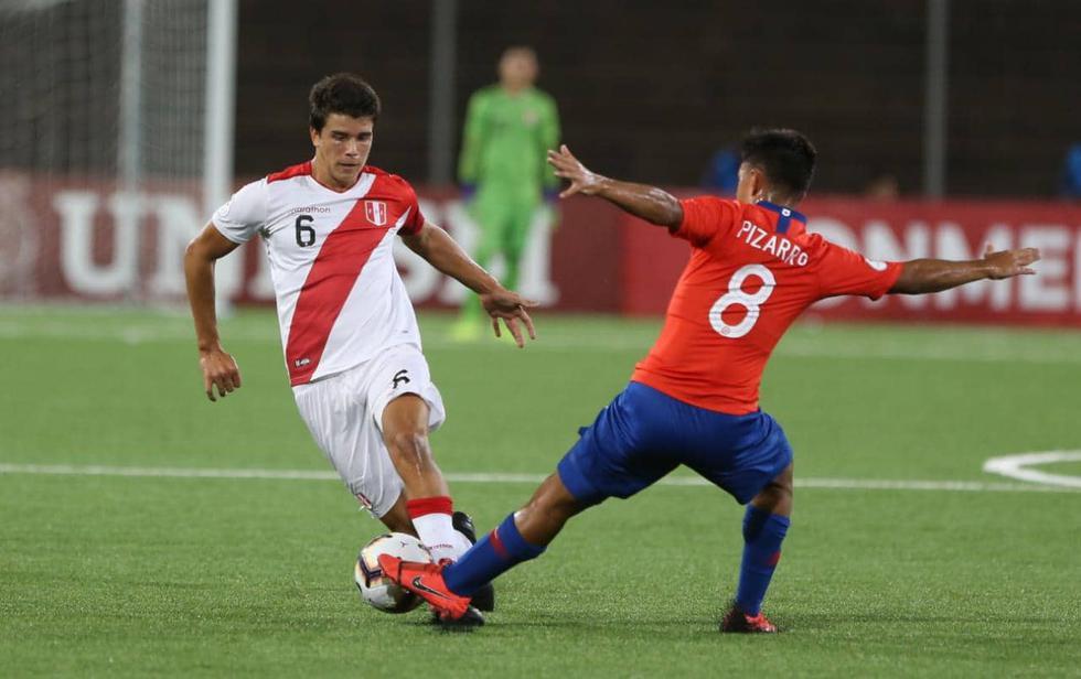 Perú vs. Chile. (Foto: Violeta Ayasta)
