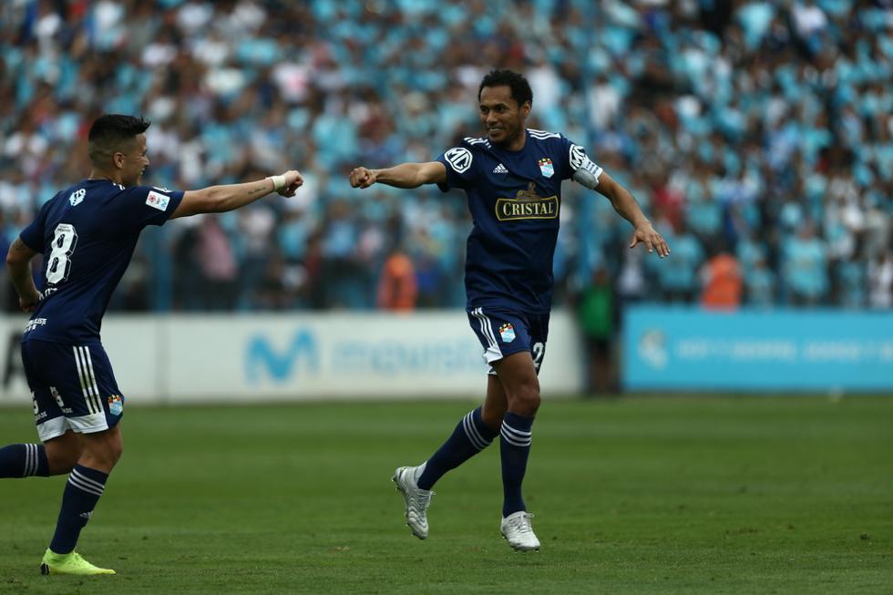 Sporting Cristal vs. Alianza Universidad (GiancarloAvila/GEC)