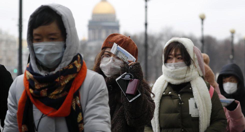 Mujeres escapan de cuarentena por coronavirus en hospital de Rusia