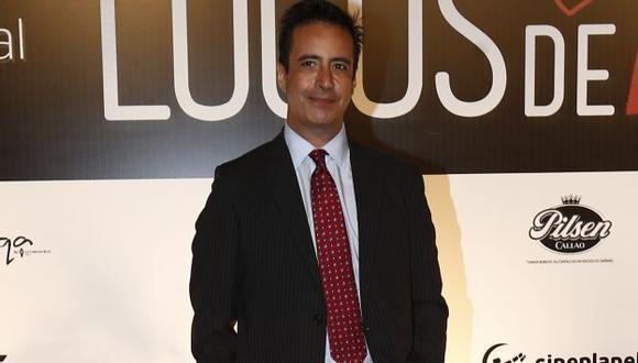 Carlos Carlín será el quinto jurado este sábado en 'El gran show'. (USI)
