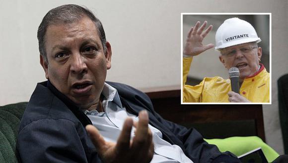 Marco Arana se mostró desconcertado con llamado de PPK a marcha por Doe Run. (Gestión/Perú21)