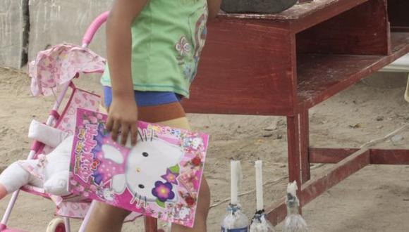 60% de menores son víctimas de castigos físicos. (USI/Referencial)