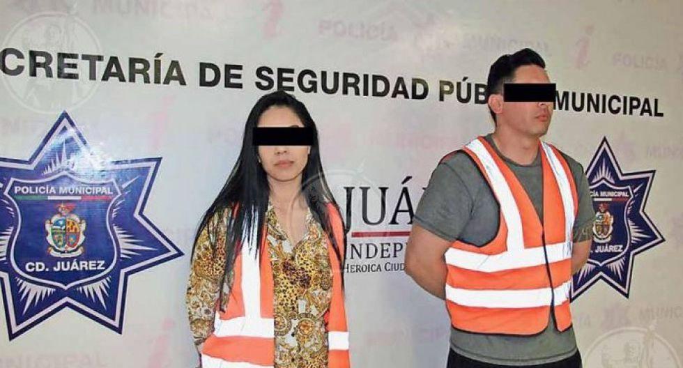 Mujer se peleó con su novio y lo delató de vender drogas.