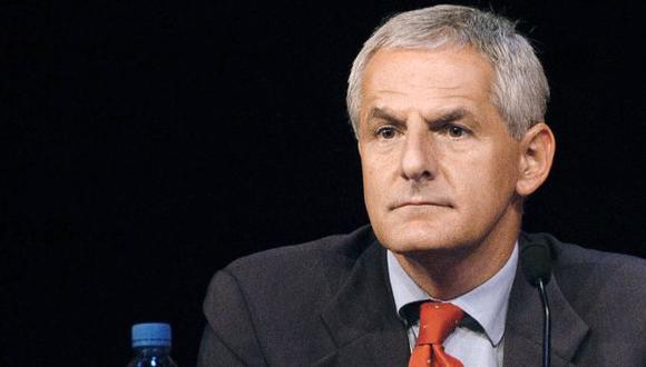Joep Lange, reconocido especialista en la lucha contra el sida, es una de las víctima del  Malaysia Airlines. (AFP)