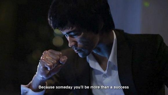 Hija de Bruce Lee ayudó en la producción del comercial. (Captura)