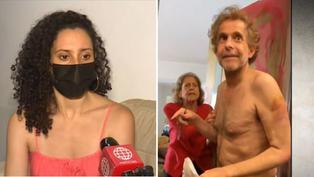 "Danna Ben Haim sobre Jaime Cillóniz: ""Es un peligro"""