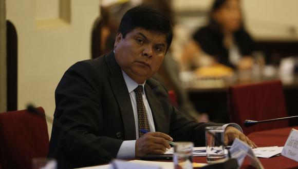 Clayton Galván. (Perú21)
