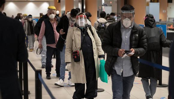 Este lunes se reinician los vuelos a destinos internacionales. Especialistas estiman cuándo se normalizarán los vuelos al extranjero.  (Foto: GEC)