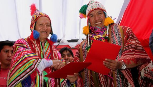Ministerio de Energía y Minas y Gobierno regional del Cusco buscan masificar el gas natural.(Difusión)