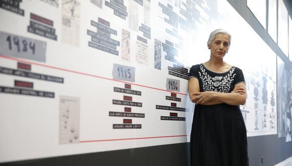 Fabiola Bazo también es editora del sitio web Subte Rock.
